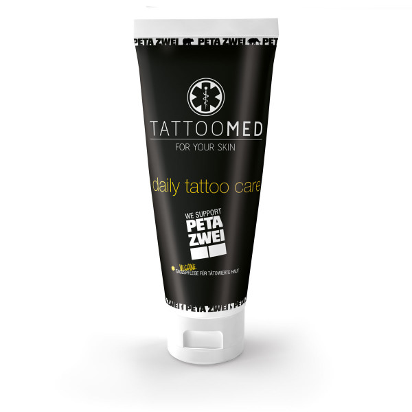 TattooMed® daily tattoo care PETA ZWEI (Limited Edition) 100ml