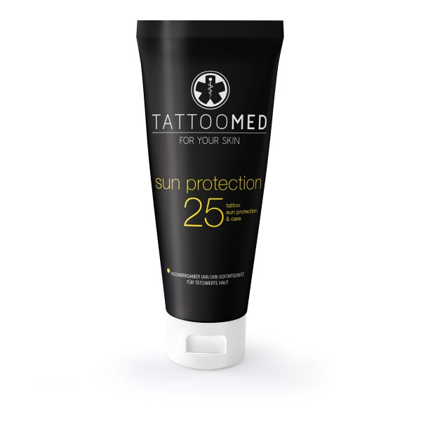 TattooMed® sun protection SPF25 100ml